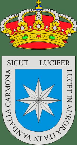 ESCUDO AYUNTAMIENTO DE CARMONA